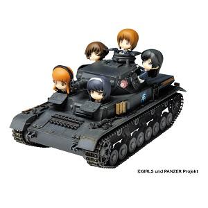 IV号戦車D型あんこうチーム