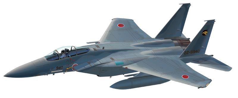 F-15J イーグル 近代化改修機