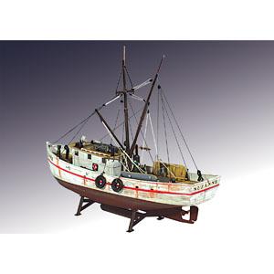 リンドバーグ 1/60 海老漁船 リンドバーグ 1/60 海老漁船 [LN 77223] - 9