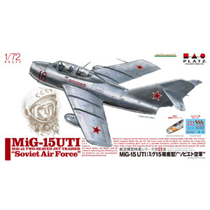 "PLATZ 1/72 MiG-15 UTI ""Souviet Air Force"""