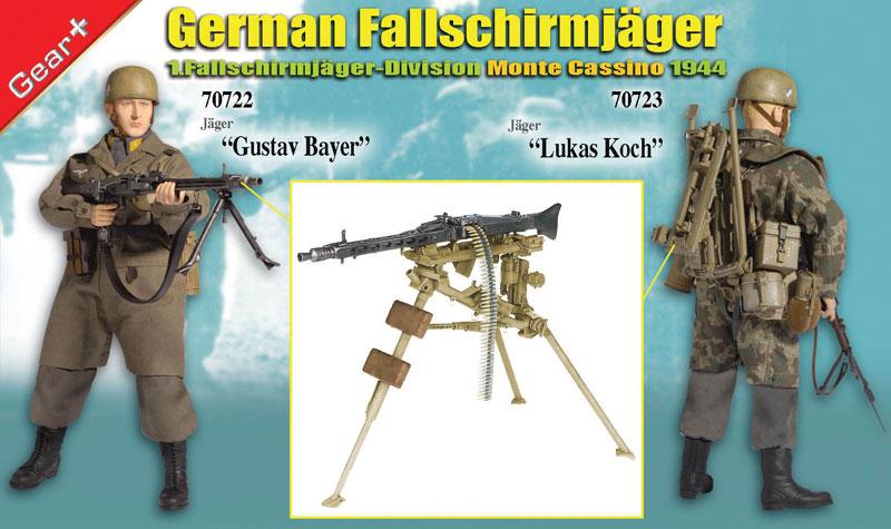 ドラゴン1/6 WW.II ドイツ軍 第1...