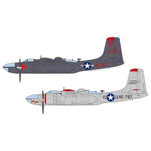 プラッツ 1/144 A-26C インベーダー (2機セット)