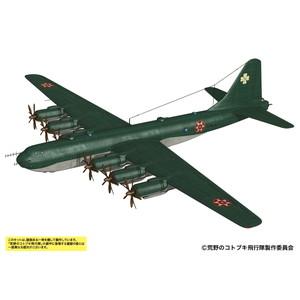 プレックス 1/144「 荒野のコトブキ飛行隊」 富嶽 イケスカ所属機 仕様
