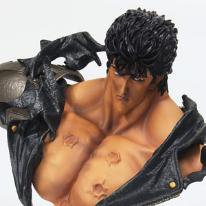 MODEL MASTER Fist of the North Star KENSHIRO Bust Statue