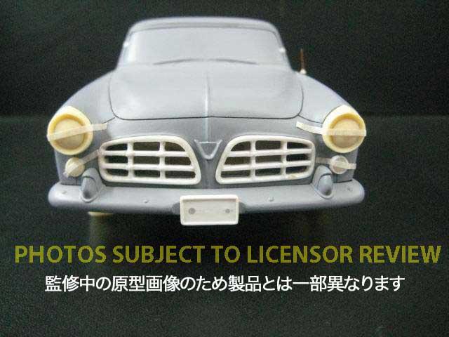 MOEBIUS 1/25 1955 Chrysler C300 - Click Image to Close