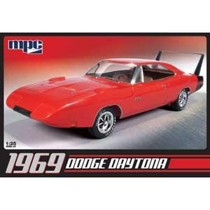 MPC 1/25 1969 ダッジ デイトナ ...