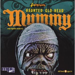 MPC HAUNTED GLO-HEAD MUMMY/ミイラ男