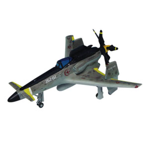 PLATZ 1/144 The Sky Crawlers SANKA Mk.B