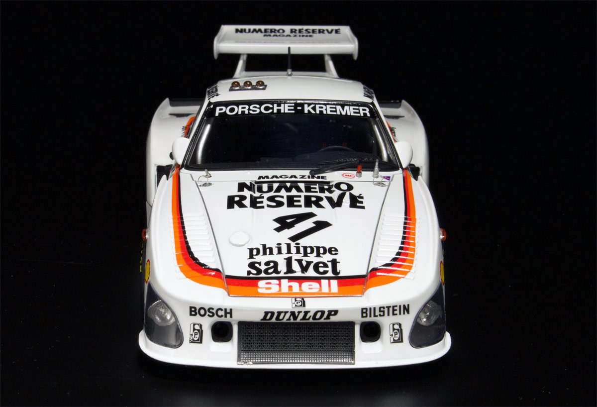 PLATZ/NuNu 1/24 Racing Series: PORSCHE 953K3 '79 LM WINNER