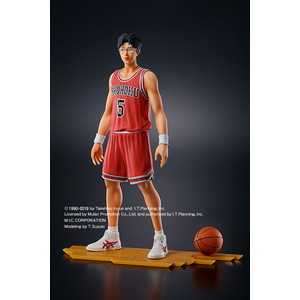 The spirit collection of Inoue Takehiko SLAM DUNK Vol.6 木暮公延