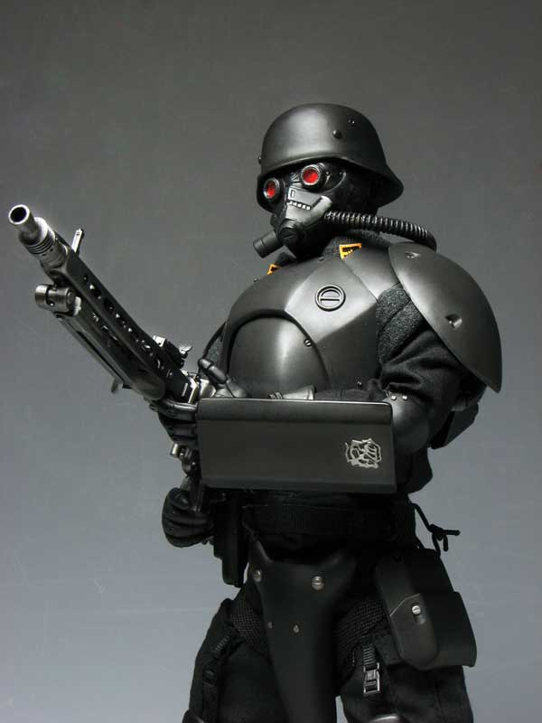 PLATZ 1/6 Stray Dog-KERBEROS PANZER COPS Special.version