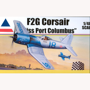 ACCURATE MINIATURES 1/48 F2G Corsair