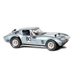 ACCURATE MINIATURES 1/24 CORVETTE GRAND SPORT COUPE Mecom Racing