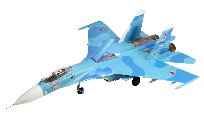 """プラッツ/ズベズダ 1/72 Su-27SM2/3 フランカーB """"アップデート"""" - ウインドウを閉じる"""