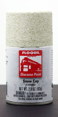 FLOQUIL Diorama Paint Spray Black
