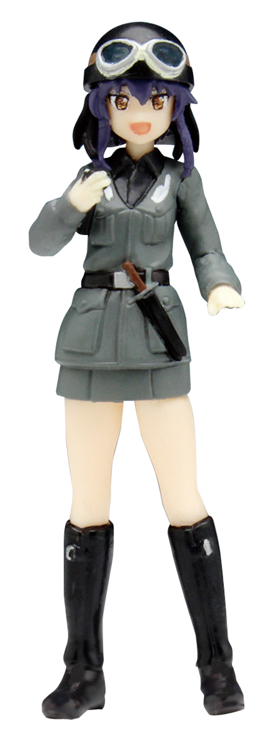 PLATZ 1/35 Anzio Girls' HIGH SCHOOL Figure set