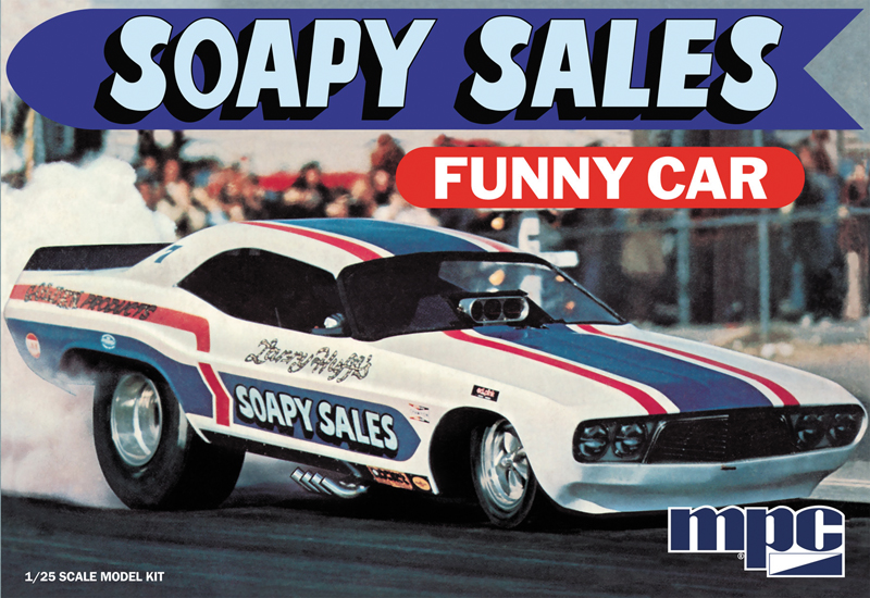 MPC 1/25 Soapy Sales ファニーカー