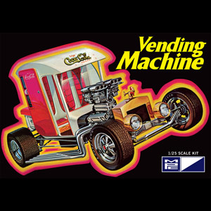 MPC 1/25 Coca-Cola Vending Machine (Steve Tansy)