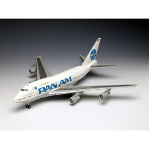 PLATZ 1/200 B747SP Pan Am
