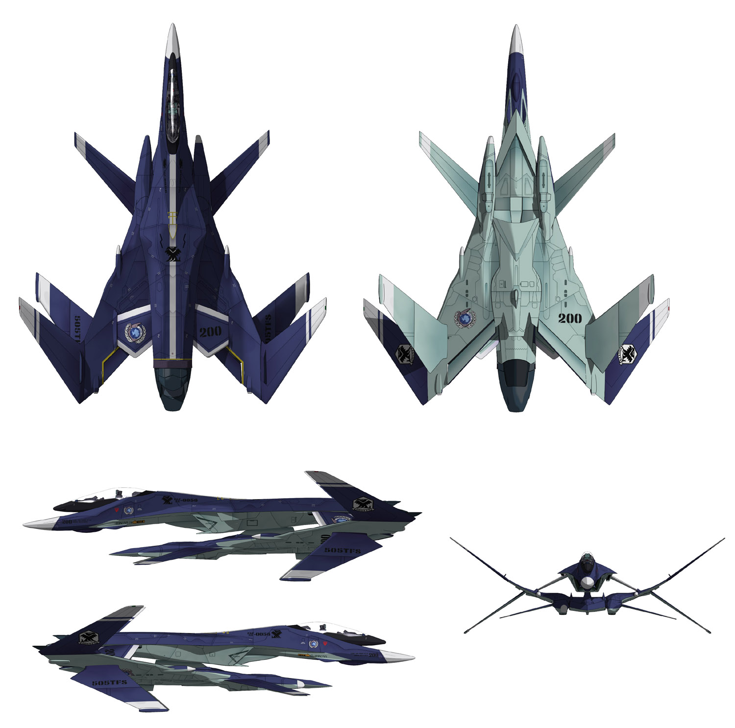 Variable-Frame Aerospace Fighter        Additional Ideas (1)